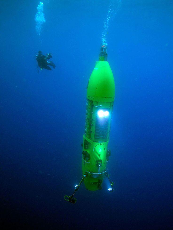 เรือดำน้ำ Deepsea Challenger