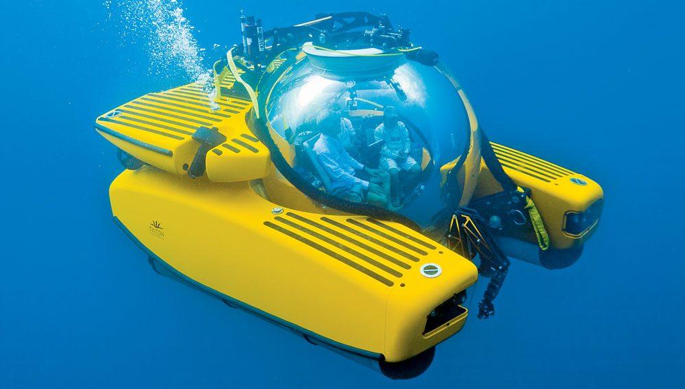 เรือดำน้ำ Triton 3300/3