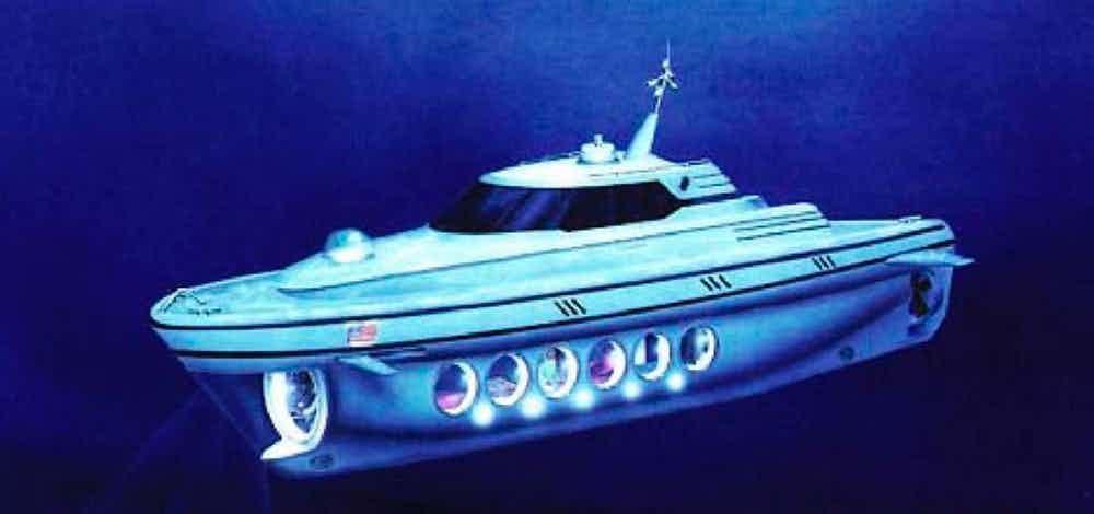 เรือดำน้ำ Nomad 1000