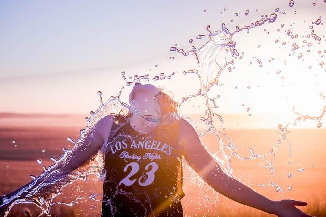 เล่นน้ำแบบสุภาพ